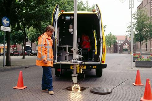 Stationaire Inspectie