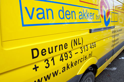 van den Akker B.V. Cleaning & Inspection Services